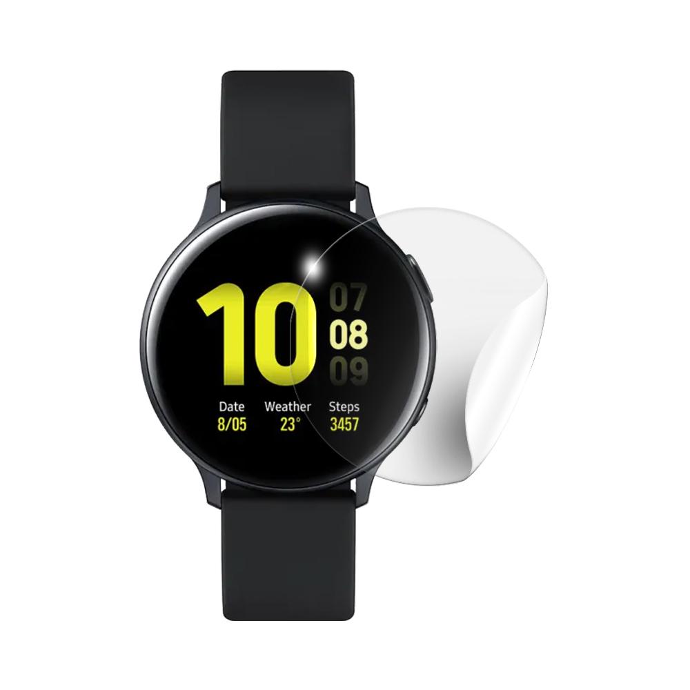 Screenshield fólie na displej pro SAMSUNG R820 Galaxy Watch Active 2 (44 mm)
