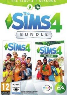 ESD The Sims 4 + Roční období
