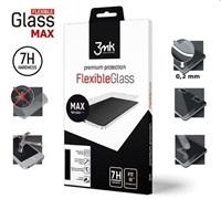 3mk hybridní sklo FlexibleGlass Max pro Apple iPhone 7, 8, SE (2020), černá