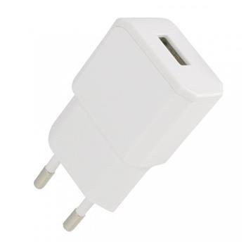 Cestovní nabíječka Fontastic NANO USB, 1A, černá