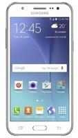 Samsung Galaxy J5, white