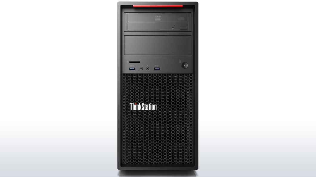 ThinkStation P300 TWR/i5-4690/4GB/1TB/DVD/NV/7P+8.1P