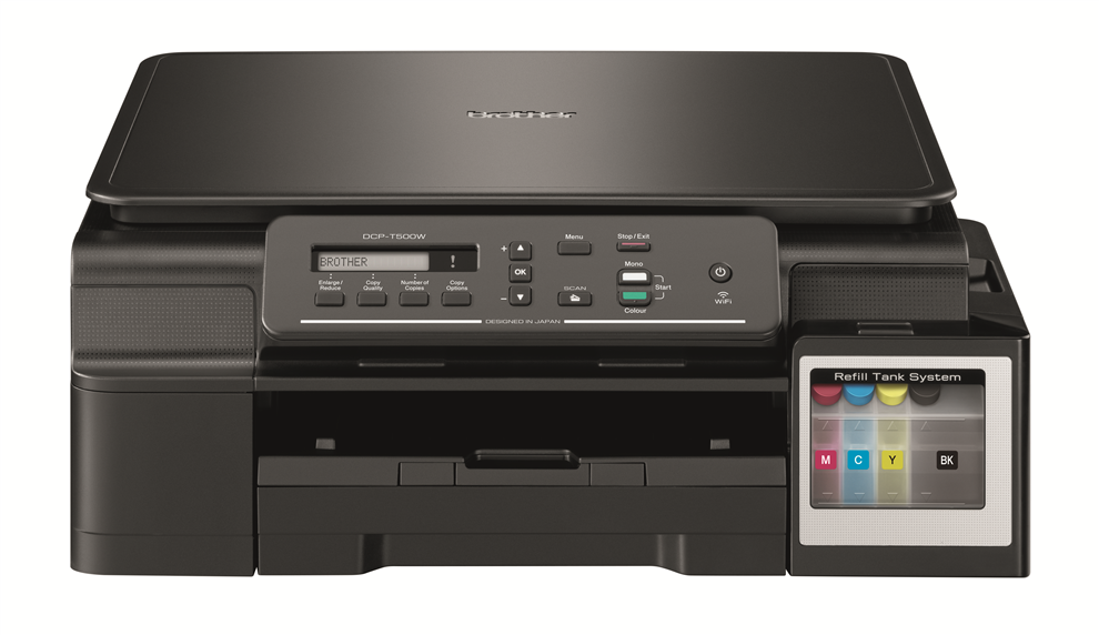 Brother DCP-T500W (tisk./kop./sken.), WiFi, ink benefit plus