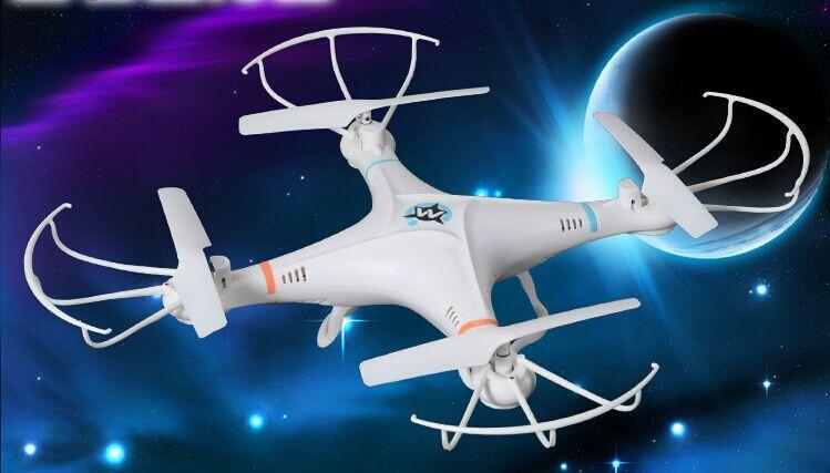 DRON kvadroptera s HD kamerou
