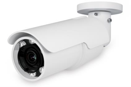 DIGITUS Full HD WDR IP Outdoor Bullet Camera, motorized, 4MP (H.264), day/night, CMOS Sensor, PoE, IP 66, 3mm - 9mm moto