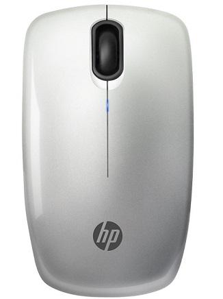 HP myš Z3200 bezdrátová stříbrná