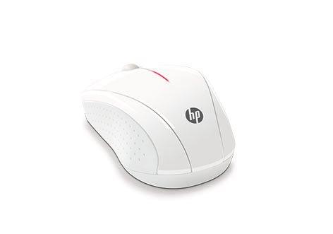HP myš X3000 bezdrátová bílá
