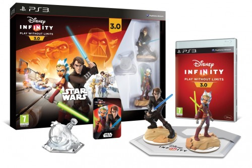 PS3 - DI 3.0: Star Wars: Starter Pack