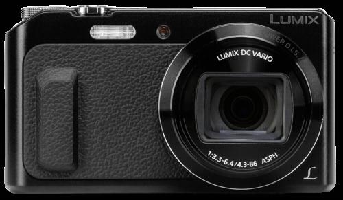 Panasonic Lumix DMC-TZ58 cerna