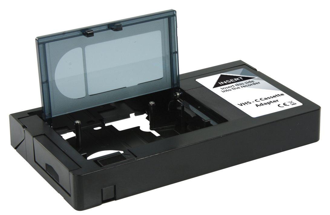 KÖNIG kazetový adaptér VHS-C - KN-VHS-C-ADAPT