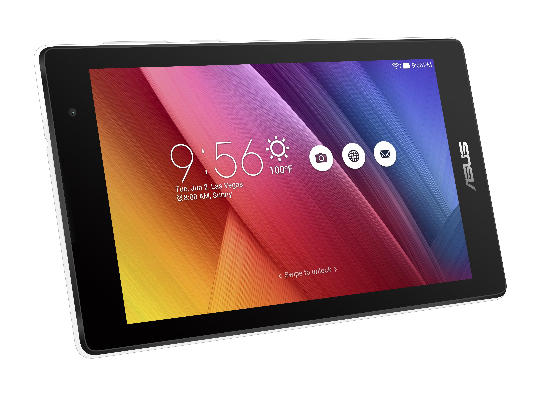 """ASUS PAD Z170C - iAtom x3-C3200, 7"""" IPS WSVGA, 1G, 16G, WiFi + BT, Android 5.0, bílá barva"""