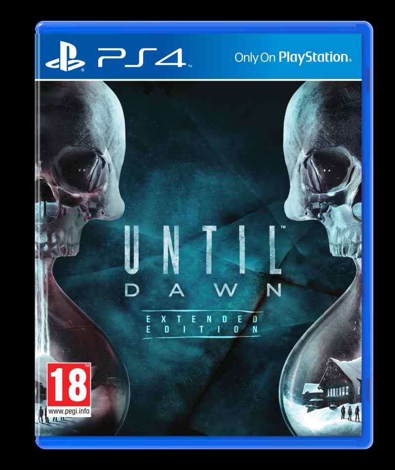 PS4 - Until Dawn