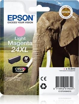 Inkoust Epson T2436 Light magenta XL | 9,8 ml | XP-750/850