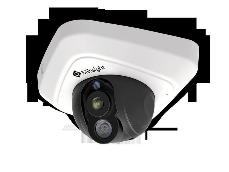 Milesight MS-C3582-PA 2MP(FullHD), IP SIP/VoIP, IR, PoE, indoor