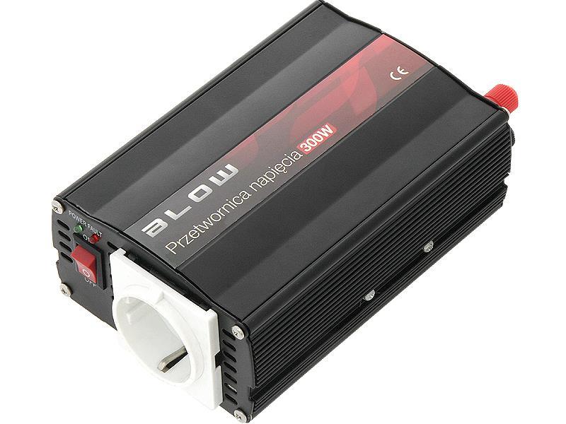BLOW měnič napětí 12V/230V 300W