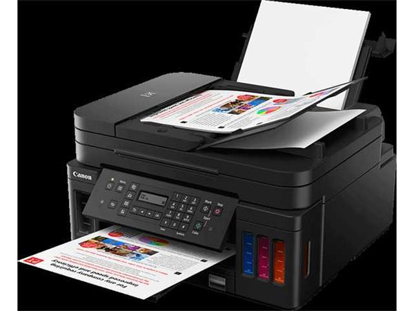 Canon PIXMA G7040 - PSCF/A4/WiFi/LAN/CISS/ADF/DUPLEX/4800x1200/USB
