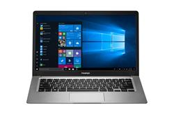 "Smartbook 141 C03, 14.1"" HD, Intel x5 - Z8350, 4GB, 64GB, BT, WiFi, Windows 10 Home, Metal silver"