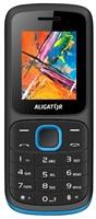Aligator D210 Dual SIM, černo-modrý
