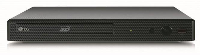 LG BP250 3D Blu-Ray/Disctm/DVD přehrávač