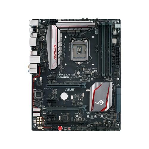 ASUS MB Sc LGA1151 MAXIMUS VIII RANGER, Intel Z170, 4xDDR4, VGA