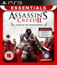 PS3 - Assassins Creed 2 GOTY Essentials