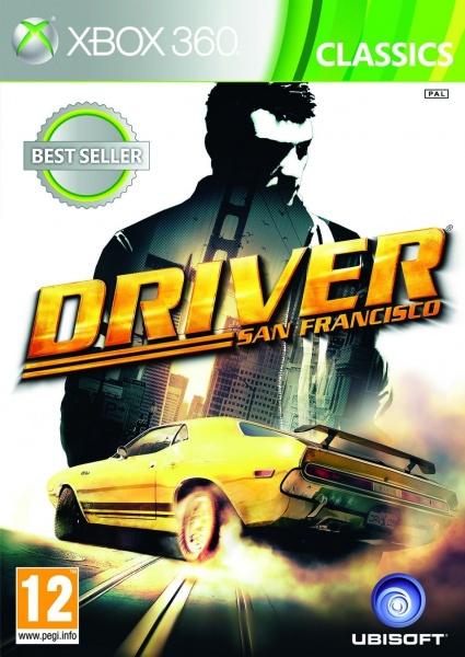 X360 - Driver San Francisco Classics