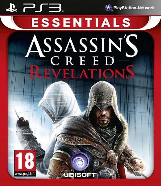 PS3 - Assassins Creed Revelations Essentials