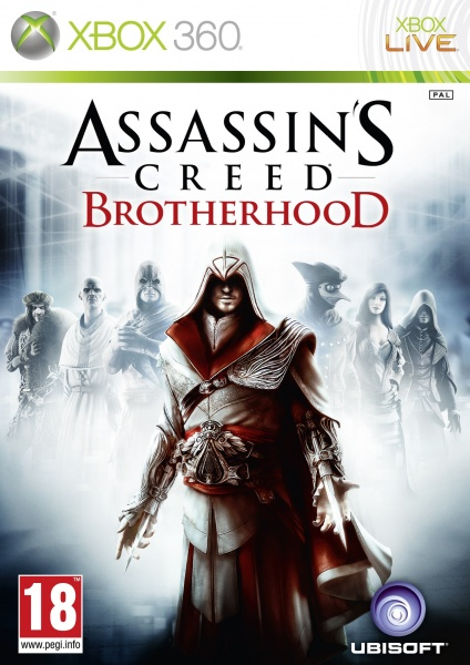 X360 - Assassins Creed Brotherhood Classics