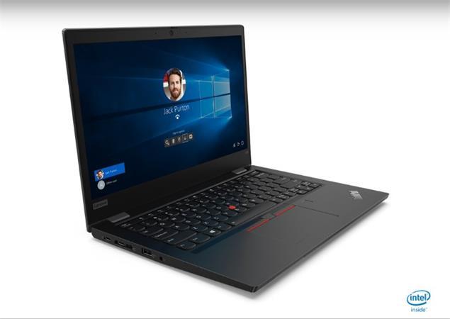"LENOVO NTB ThinkPad L13 i - i7-10510U@1.8GHz,13.3"" FHD IPS,16GB,1TSSD,noDVD,HDMI,HDcam,Intel HD,W10P,1r carryin,černá"
