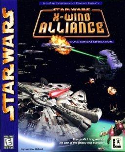 ESD STAR WARS X-Wing Alliance