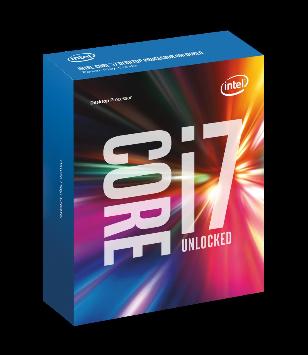 Intel Core i-7 processor Skylake i7-6700K 4,00 GHz/LGA1151/8MB cache - bez chladiče