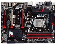 GIGABYTE MB Sc LGA1151 Z170X-Gaming 3, Intel Z170, 4xDDR4, VGA