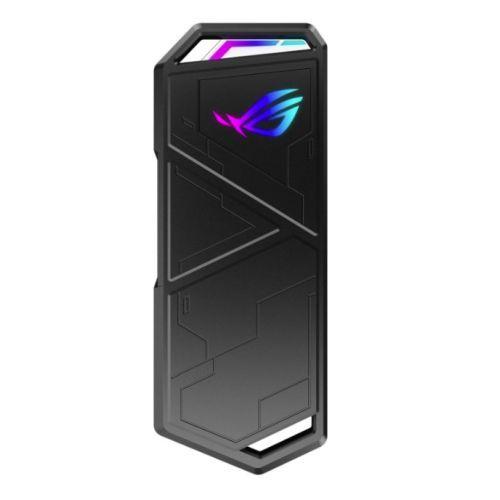 ASUS ROG STRIX ARION (ESD-S1C) SSD NVME AURA case, USB-C 3.2, M.2 NVMe SSD kovový box, délka 30-80 mm, AURA RGB