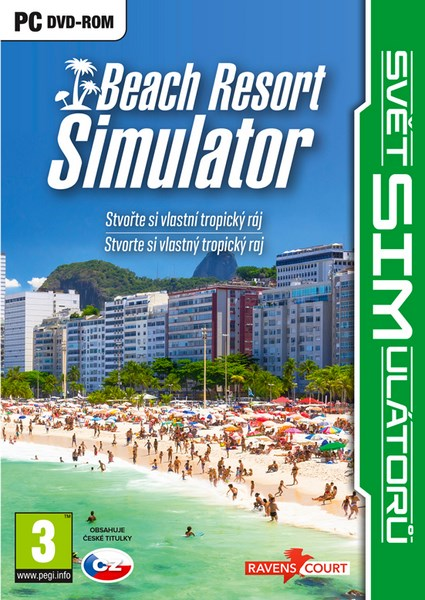 PC - SIM: Beach Resort Simulator