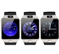 Hannspree PRIME SmartWatch (OLED, SIM, USB, microSD, krokoměr, spánek, voděodolný, iOS 6+, Android 4.3+)