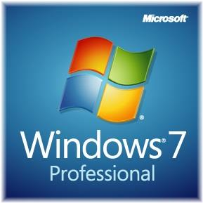 OEM Windows Pro 7 SP1 64-bit Slovak DVD - 1pk