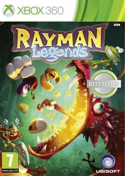 X360 - Rayman Legends Classics