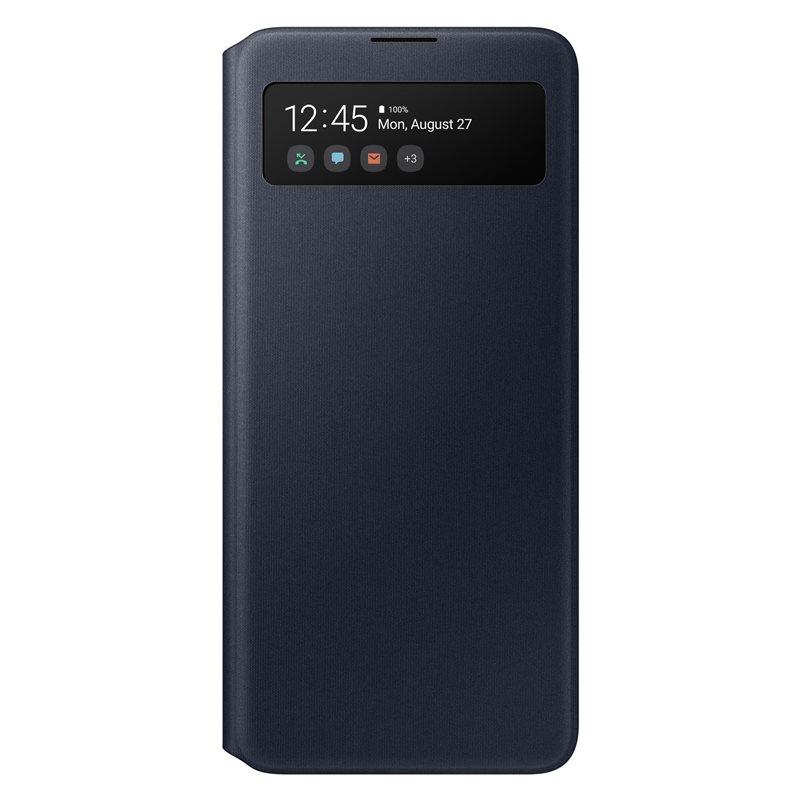 Samsung Flipové pouzdro S View Galaxy A51 Black