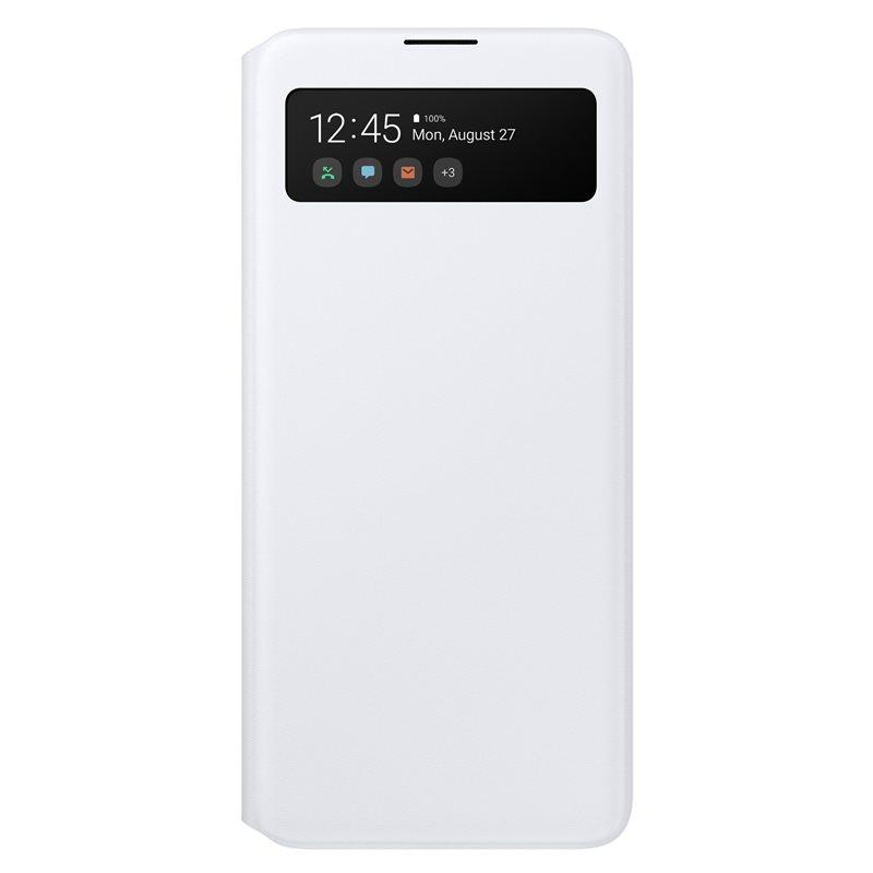 Samsung Flipové pouzdro S View Galaxy A51 White