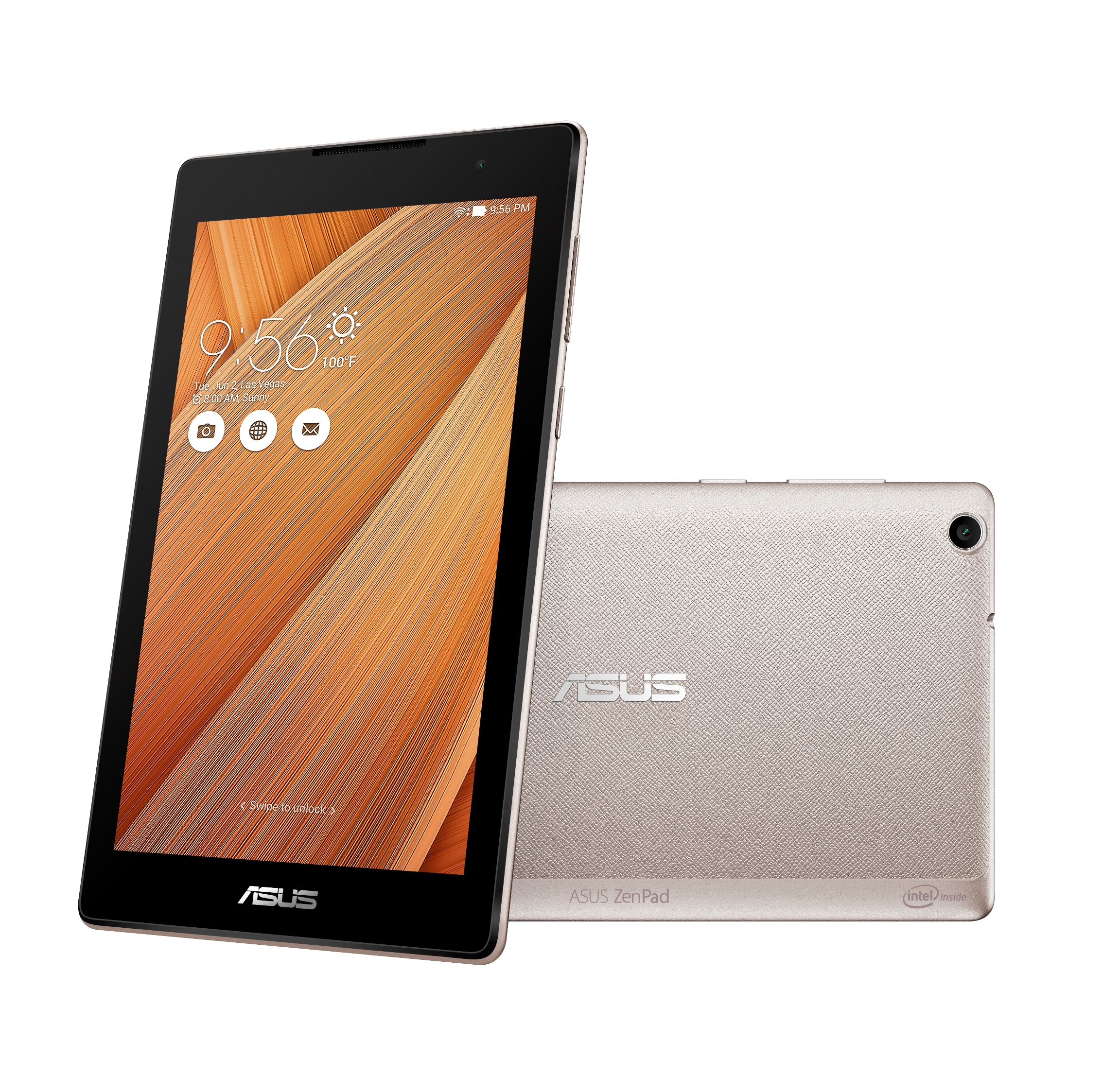 Asus ZenPad C7 x3-C3200/1GB/16GB/7''/1024x600/IPS/Android 5.0/Metallic