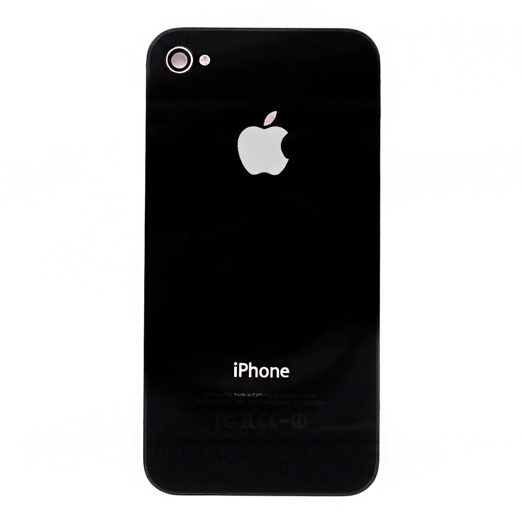 iPhone 4 Black Zadní Kryt OEM