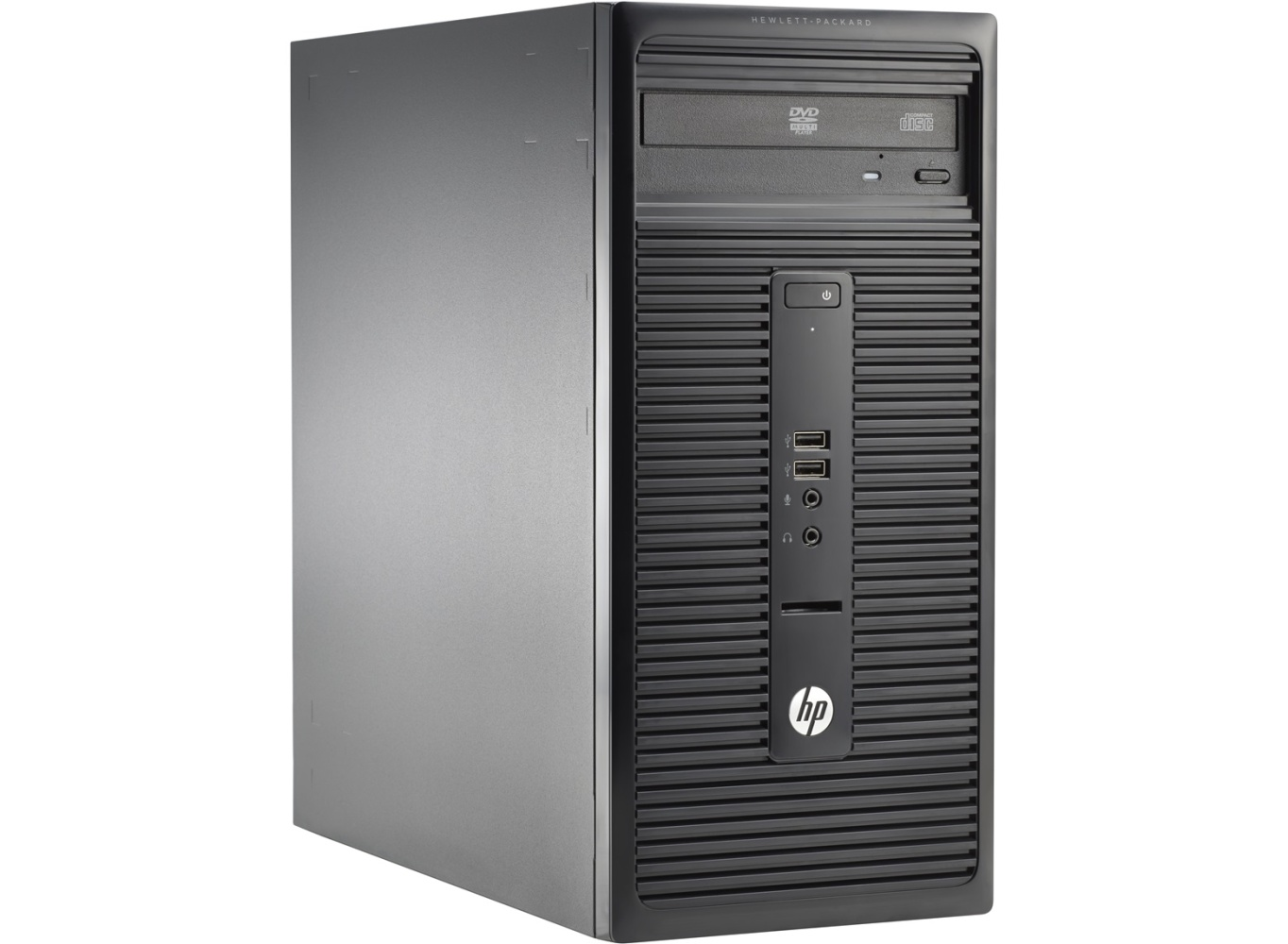HP 280G1 MT / Intel Pentium G3250 3,2GHz / 4GB / 500GB / Intel HD / DVDRW / Win 10 Pro downgr W7Pro / 1-1-1