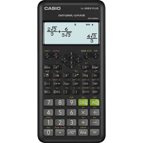 Kalkulačka CASIO FX 350ES PLUS 2E, vědecká (školní)
