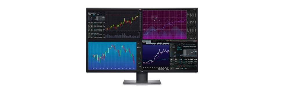 """DELL U4320Q/LCD 43""""/8ms/1000:1/2xHDMI/2xDP/USB-C/UHD(3840x2160)/IPS panel/Black"""