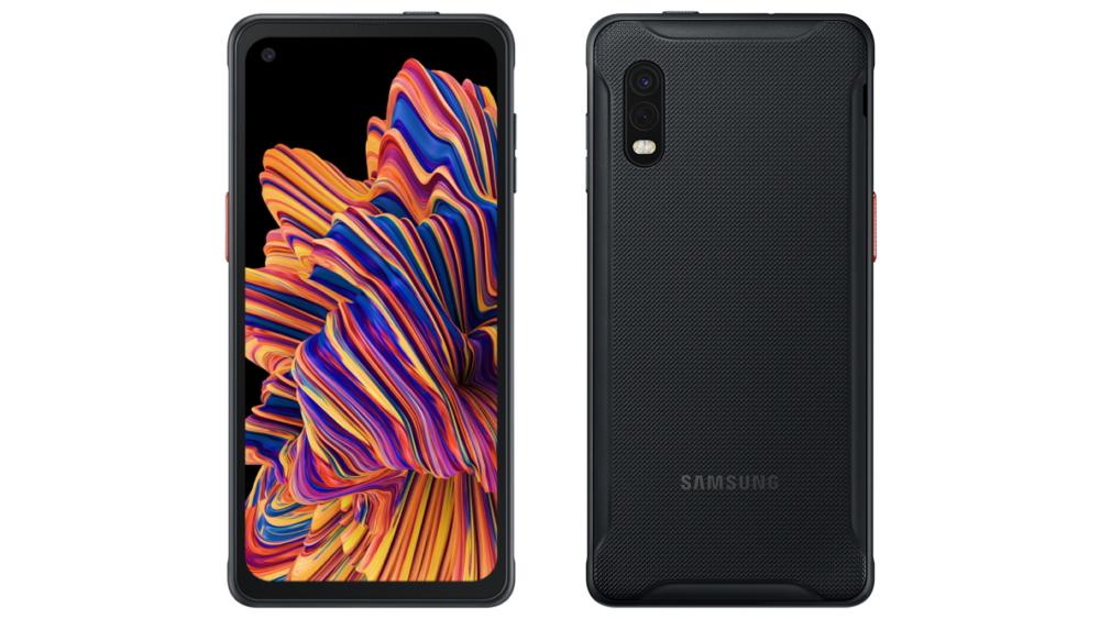 Samsung Galaxy Xcover Pro SM-G715F, Black
