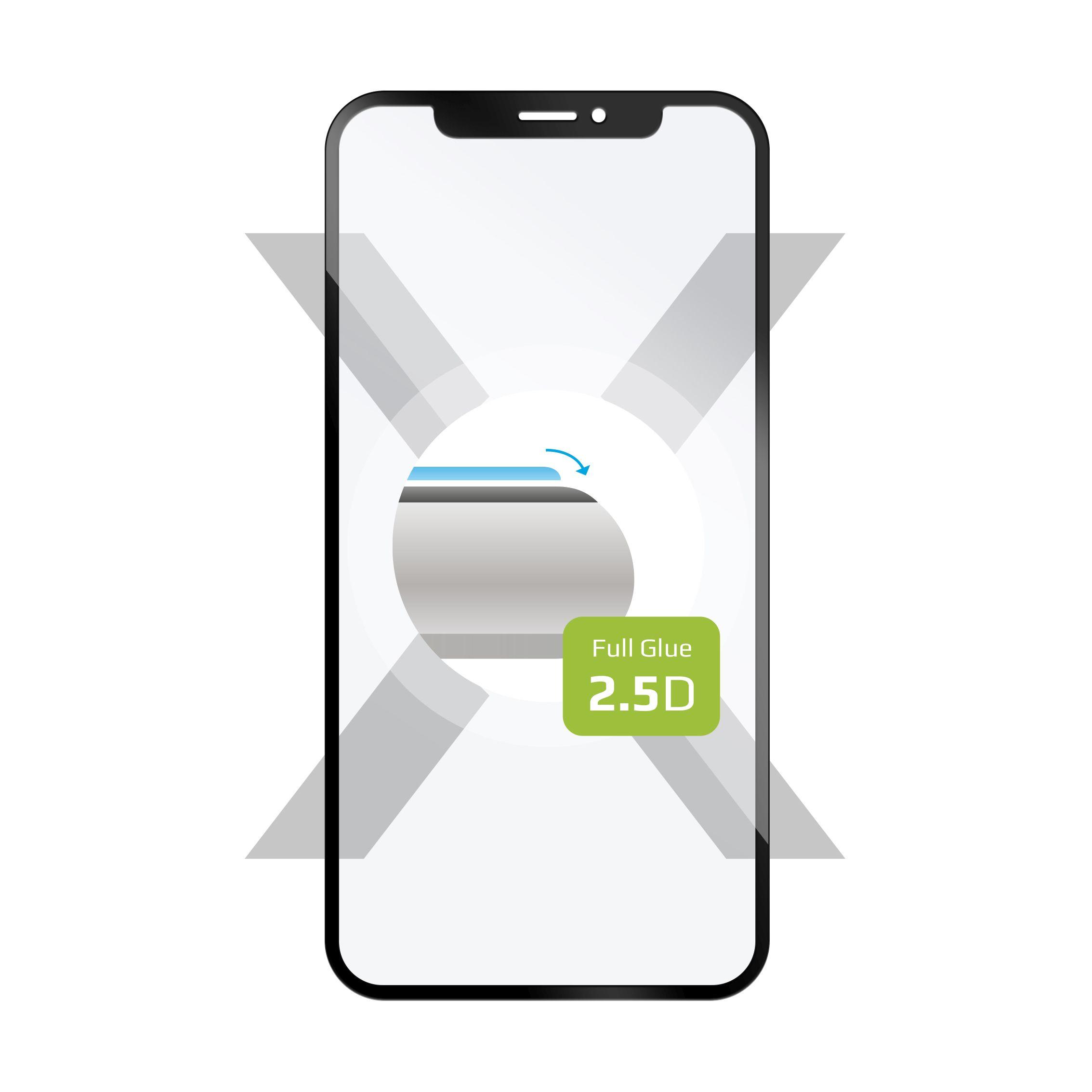 Sklo FIXED Realme X2 Pro, plné lepení