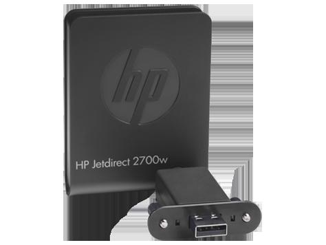 HP Jetdirect 2700w USB Wireless Prnt Svr