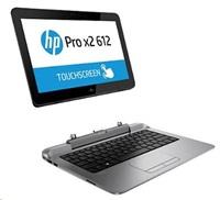 "HP Pro x2 612 G1 12.5"" HD/i3-4012Y/4GB/128SSD/DP/VGA/RJ45/BT/WIFI/MCR/FPR/1RServis/W10P"