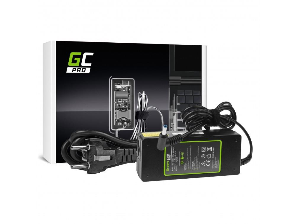 GREENCELL AD65P Nabíječka Green Cell PRO 19.5V 4.62A 90W pro HP 250 G2 ProBook 650 G2 G3