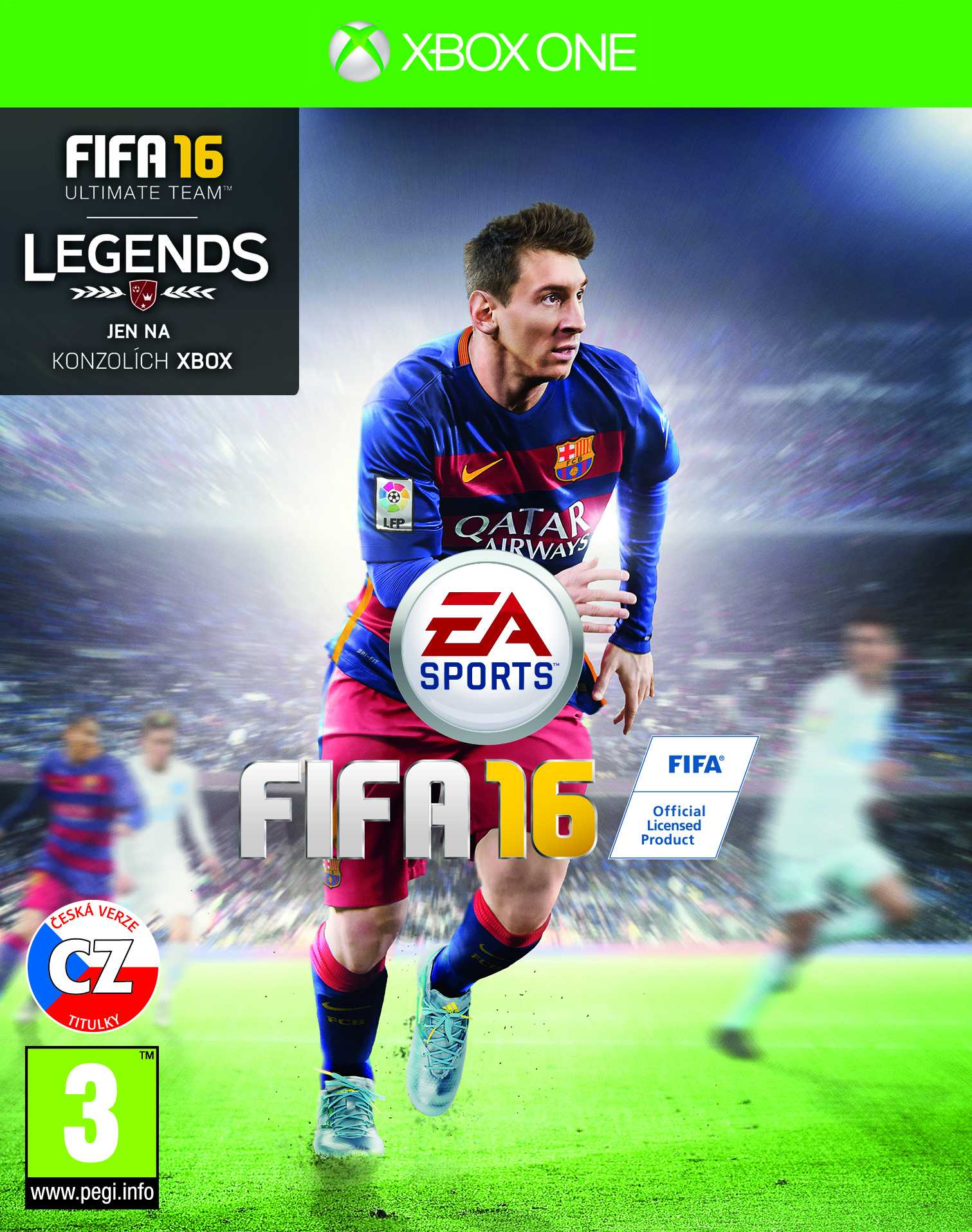 XONE - FIFA 16